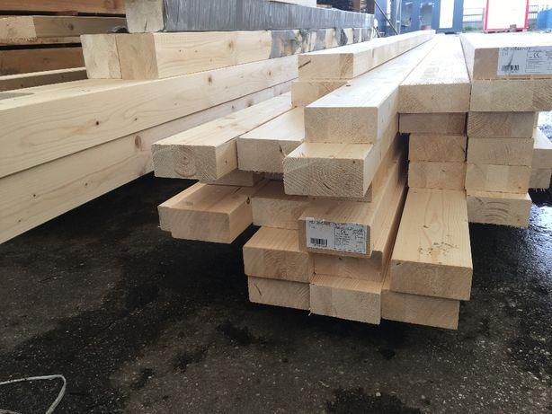 Drewno konstrukcyjne klejone BSH różne przekroje - hurt - detal