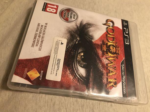 Playstation 3 God of War