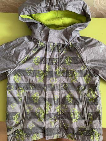 Костюм димесиз. Topolino  Германия( куртка+полукомбинезон) 86 см