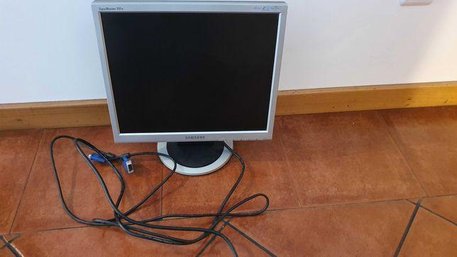 Monitor Samsung 701N SyncMaster 17 pol