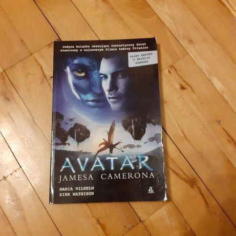 "Książka ""Avatar Jamesa Camerona"" M.Wilhelm D.Mathison"