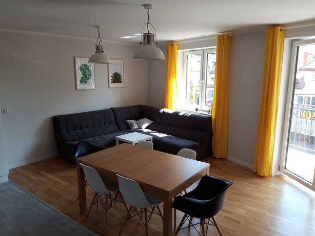 Mieszkanie 3-pokojowe 61,4m z miejscem w garażu podziemnym ul.Piasta 5