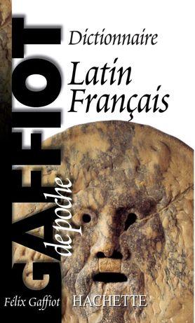Dicionário Latim Francês