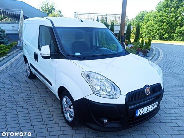 Fiat Doblo  Klimatyzacja* Vat 1 *2013r* Gotowy do pracy