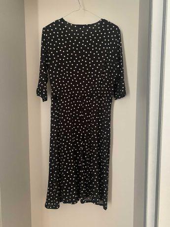 Трикотажне плаття max mara на підкладці розмір l-xl