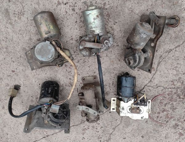 Мотор моторчик редуктор стеклоочистителя дворников Газ 53 Зил КамАЗ