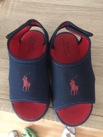 Sandałki Ralph Lauren r.25