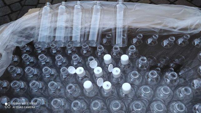 Butelka PET  HURT z atomizerem