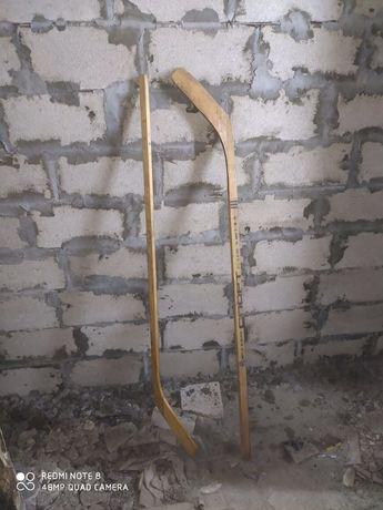 Клюшки для хокея. СССР