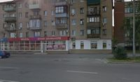 Фасад. Отд. вход. 1 эт. ул.Харьковская Набережная, 9,as811745