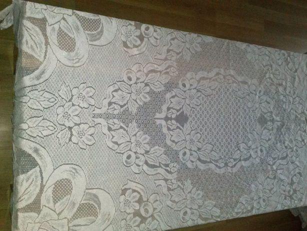 obrus biały 80 cm * 138 cm