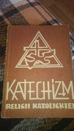 Katechizm religii katolickiej PRL 1976