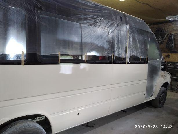 СТО сварка покраска кузовной ремонт