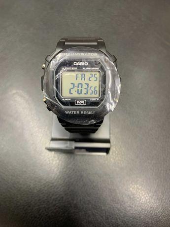 Мужские часы CASIO F-108WH (3224) black