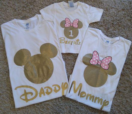 T-shirts personalizadas I