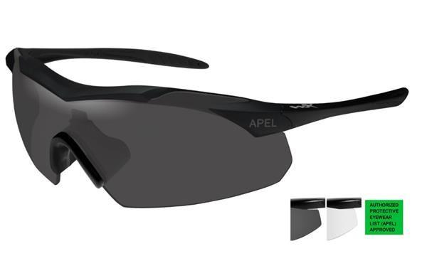 Óculos Balisticos WILEY X (WX) VAPOR APEL - NOVOS