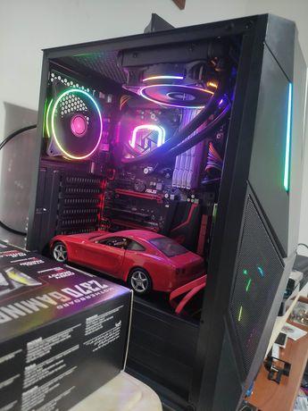 PC Computador A10 7850K 4.3Ghz + 16 RAM + SSD 240Gb + HD 1Tb GTX