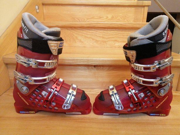 Buty narciarskie Salomon Course rozmiar 42