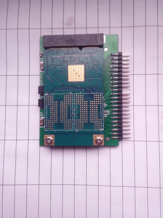 SSD 8 Gb + IDE для ноутбука Первомайский - изображение 1