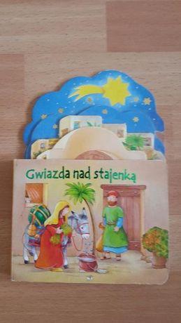 Książka Gwiazda nad Stajenką dla dzieci