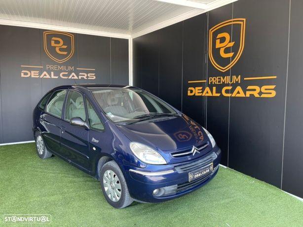 Citroën Xsara Picasso 1.6 HDi Exclusi.