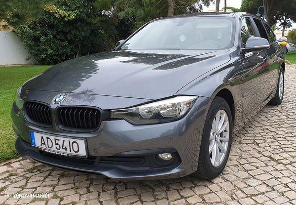 BMW 316 d (2.0)  Touring Advantage