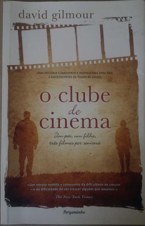 """""""O Clube de Cinema - Um pai, um filho, três filmes por semana"""""""