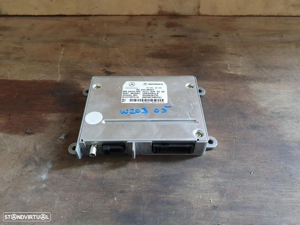Módulo Bluetooth mercedes A2118209285