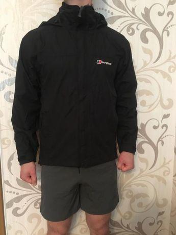 Куртка вітровка мембрана berghause дощовик штормовка