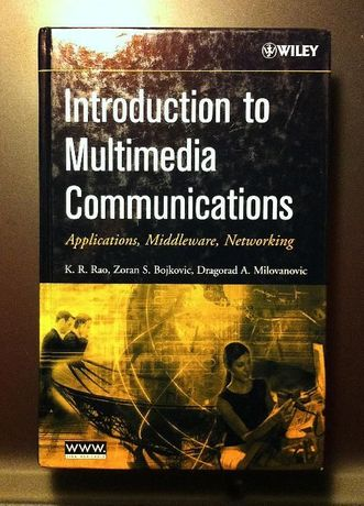 Introduction to Multimedia Comunications - Capa dura