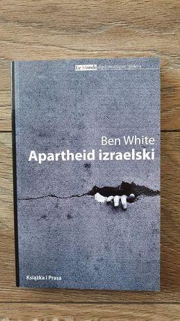 Apartheid izraelski Ben White