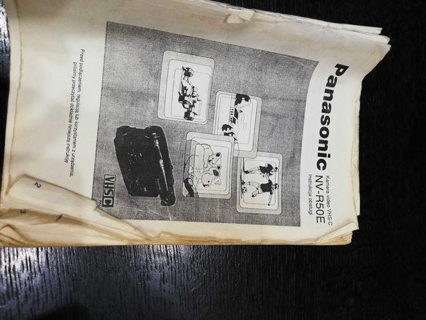 Sprzedam kamera video-VHS - c