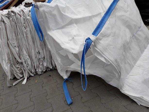 Big bag bagi opakowania bigbag na zboze owies 500 kg 750 kg czyste !