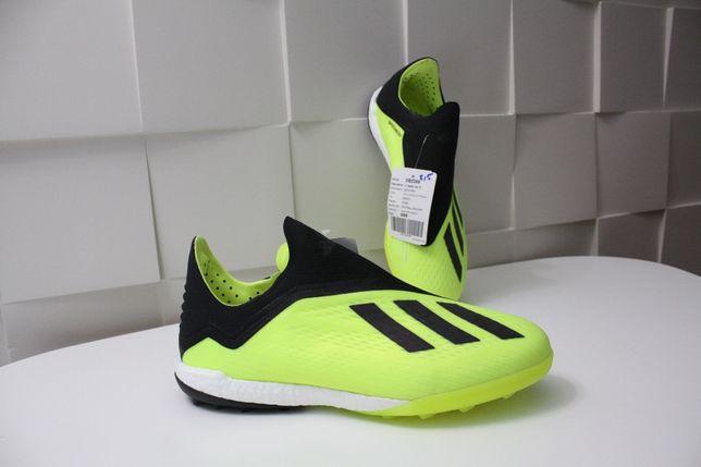 Футбольные сороконожки ПРО Adidas X Tango 18+ TF DB2269 ОРИГИНАЛ 100%