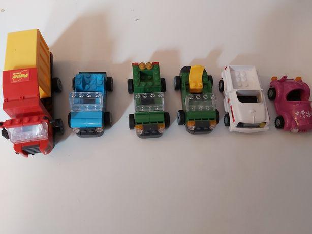 Samochody coby