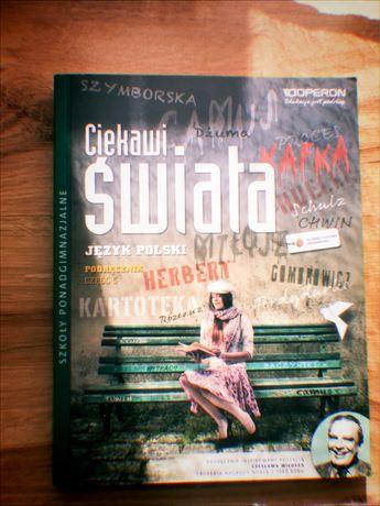 Ciekawi świata 5 - jezyk polski liceum