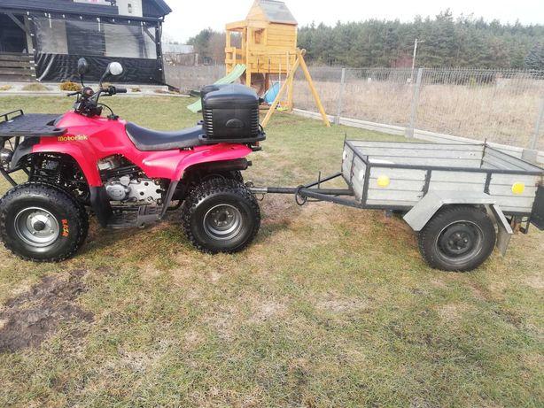 Quad Motortek 175