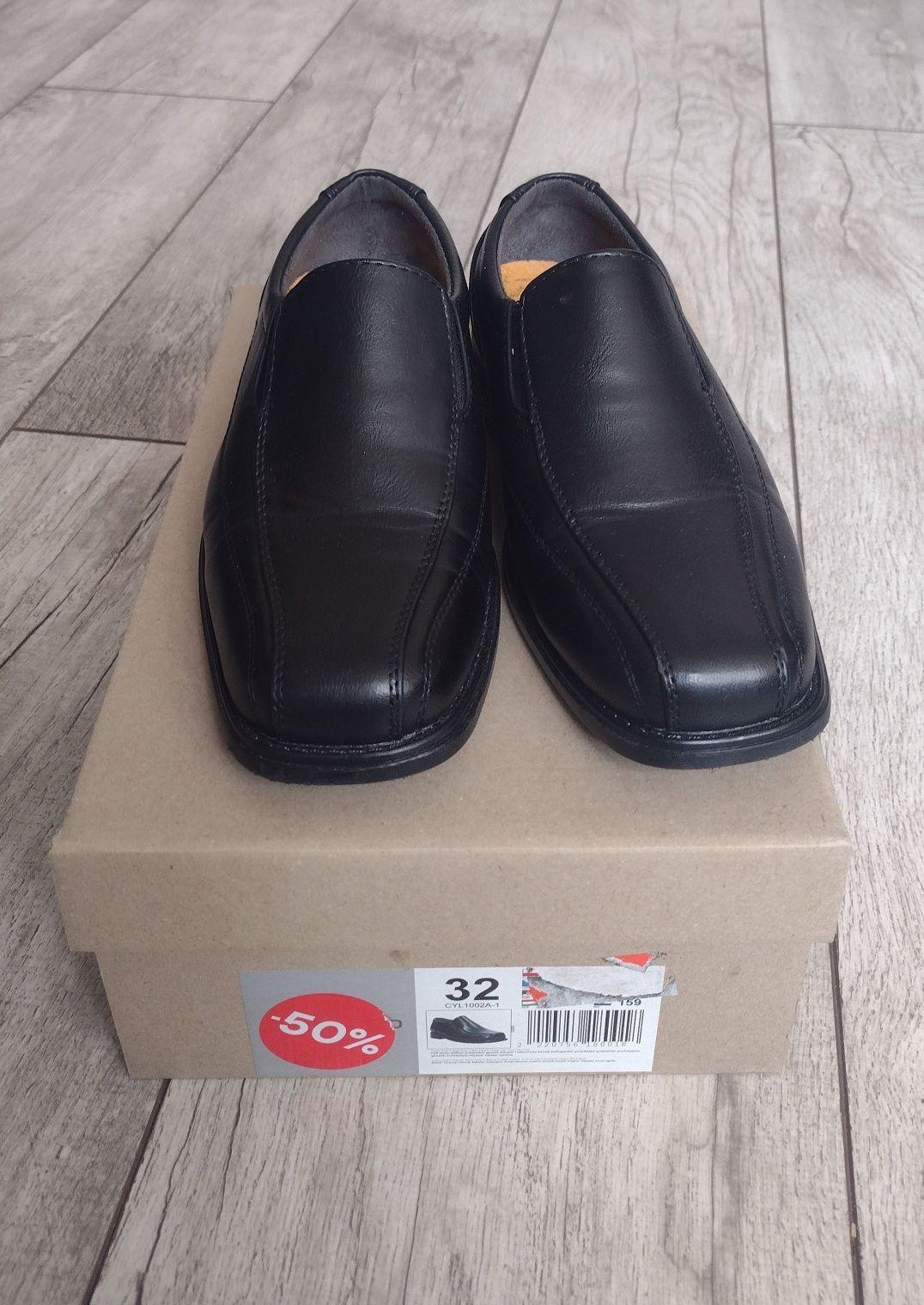 Eleganckie buty dla chłopca,  rozm: 32