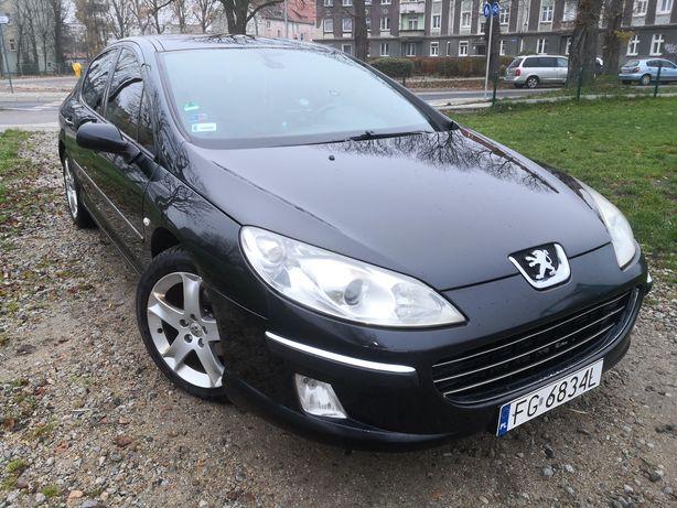Peugeot 407 2.0 HDI 2006 Rok Sprzedam Lub Zamienię