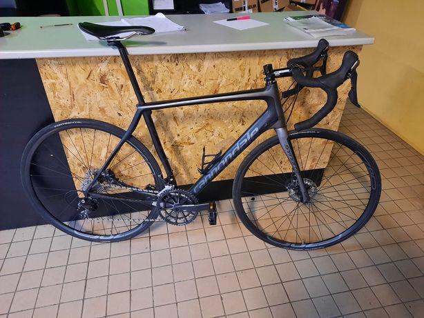 Cannondale carbono disco rodas carbono
