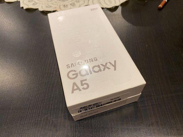 Samsung Galaxy A5 2017 - ZŁOTY - JAK NOWY