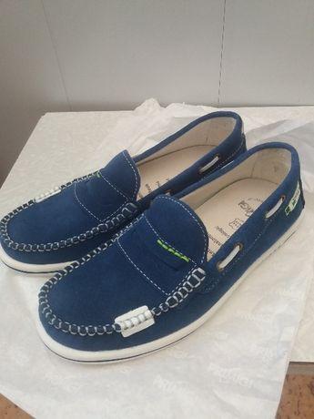 Новые туфли мокасины Примиджи PRIMIGI, Италия, размер 33 - 34