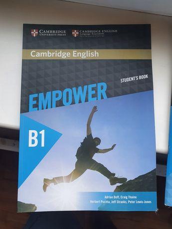 Учебник Empower Cambridge English B1