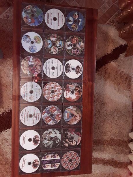 CD Диски музыкальные, мультфильмы, фильмы