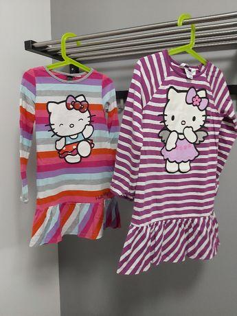Sukienki 2 szt. Hello Kitty