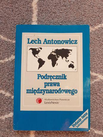 Podręcznik prawa międzynarodowego Lech Antonowicz
