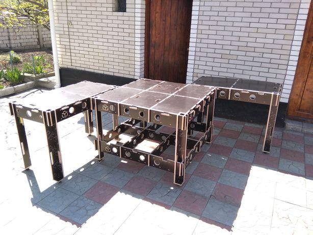 Верстак Плиточника. Ячеистый стол. Столы трансформеры