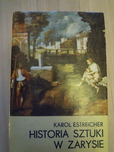 Historia sztuki w zarysie Karol Estreicher