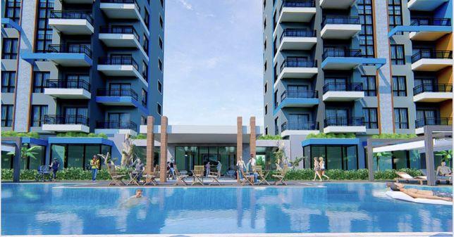 Ваша новая квартира на берегу Средиземного моря в Алании!