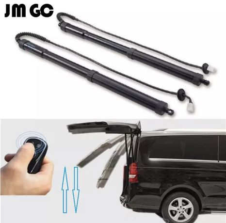 Електропривід двері багажника MB Vito  W447 Metris амортизатори ляди